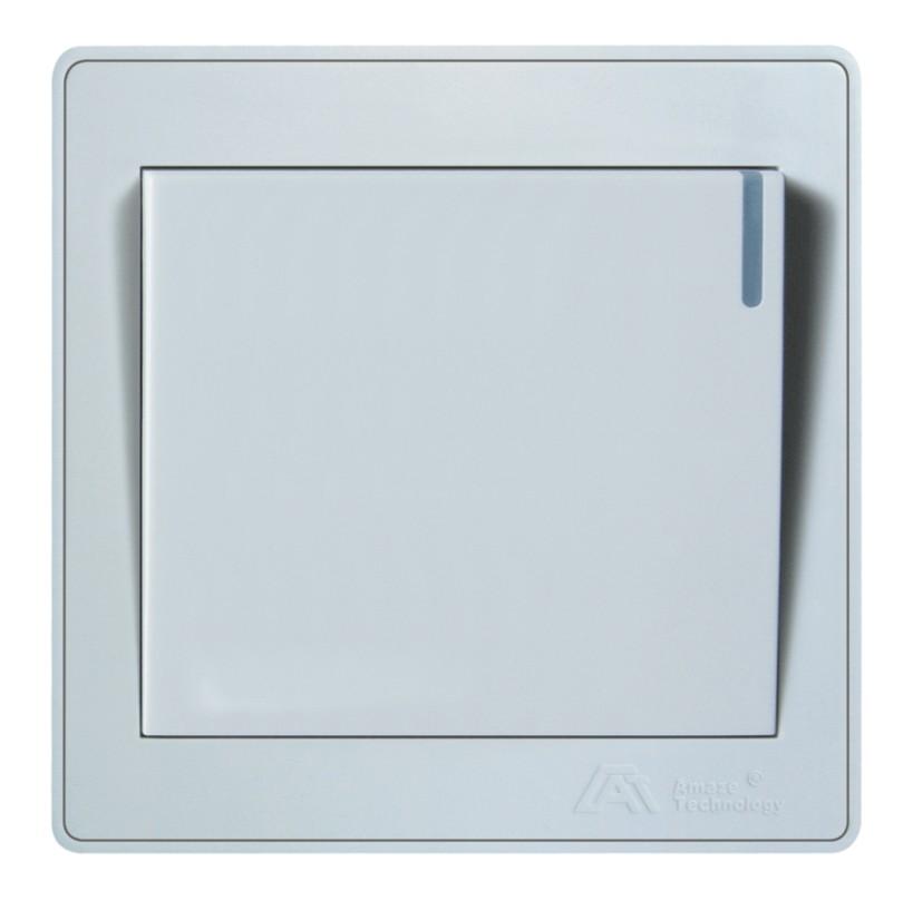 欧曼尔AT7系列16A双联一位面板开关