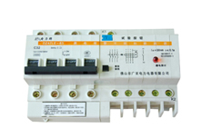 电力漏电报警不脱扣断路器